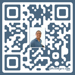 QR code with logo 2mlp0