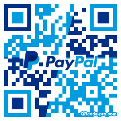 QR code with logo 2moK0