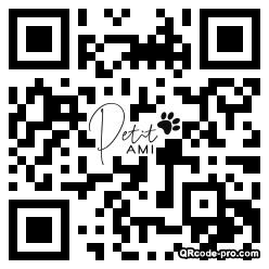 QR code with logo 2mrh0