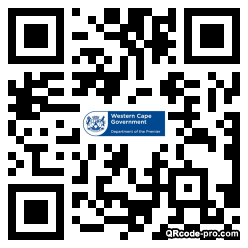 QR code with logo 2mvR0