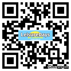 QR code with logo 2mwY0