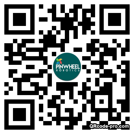 QR code with logo 2myY0