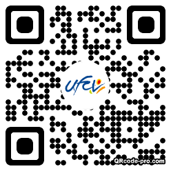 QR code with logo 2nA70