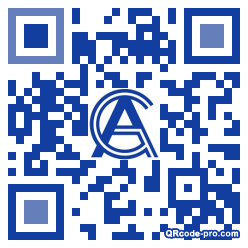 QR code with logo 2nC60