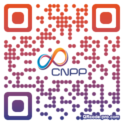 QR code with logo 2nDG0
