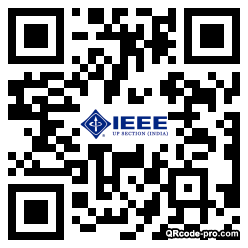 QR code with logo 2nEY0
