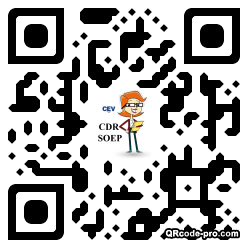 QR code with logo 2nF30