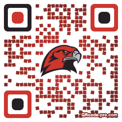 QR code with logo 2nFm0