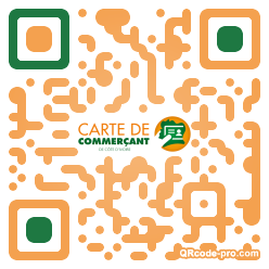 QR code with logo 2nGD0