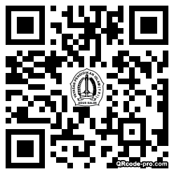 QR code with logo 2nGm0