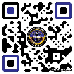 QR code with logo 2nJb0