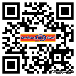 QR code with logo 2nJz0