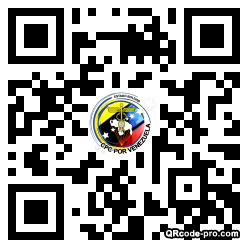 QR code with logo 2nK70