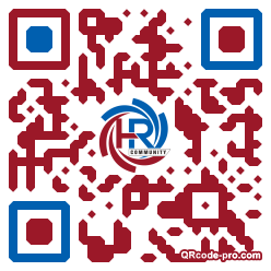 QR code with logo 2nL70