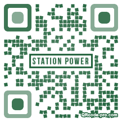 QR code with logo 2nQS0