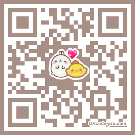 QR code with logo 2nRO0