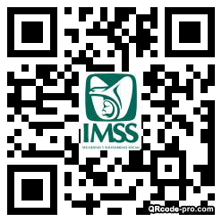 QR code with logo 2nSK0