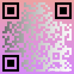 QR code with logo 2nUd0