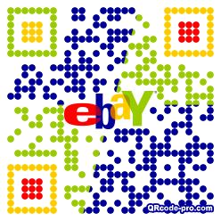 QR code with logo 2nfd0