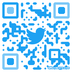 QR code with logo 2nft0