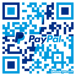 QR code with logo 2nfw0