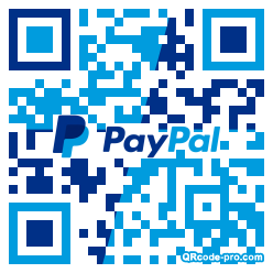 QR code with logo 2nmv0