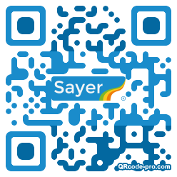 QR code with logo 2np20