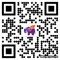 QR code with logo 2np40