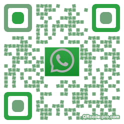 QR code with logo 2np70