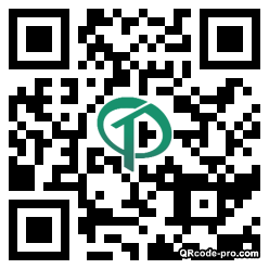QR code with logo 2nr40
