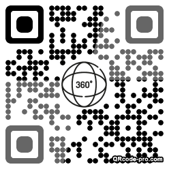 QR code with logo 2ns30