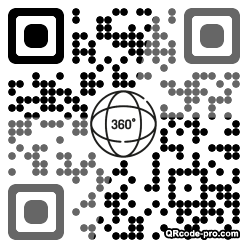 QR code with logo 2ns50