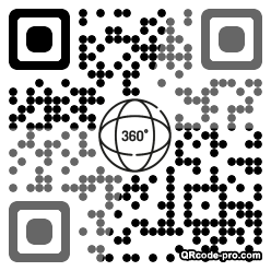 QR code with logo 2ns60