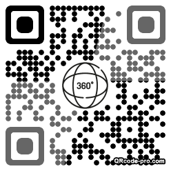 QR code with logo 2ns70