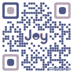 QR code with logo 2ns80