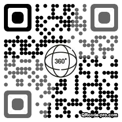 QR code with logo 2nsh0
