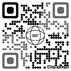 QR code with logo 2nsl0