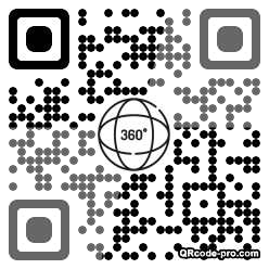QR code with logo 2nst0
