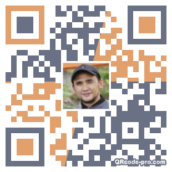 QR code with logo 2nyd0