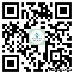 QR code with logo 2nzN0