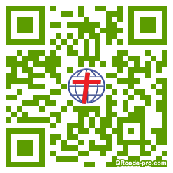 QR code with logo 2oIK0