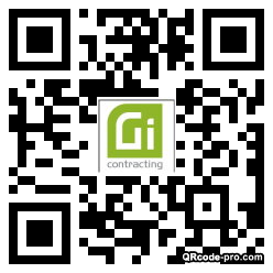 QR code with logo 2oUp0