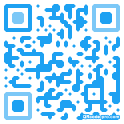 QR code with logo 2oY30