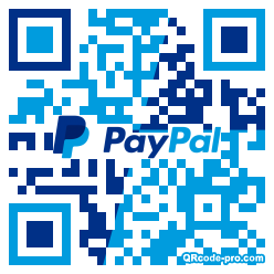 QR code with logo 2oes0