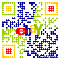 QR code with logo 2oxp0