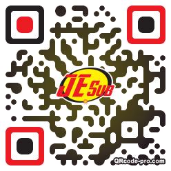 QR code with logo 2oyf0