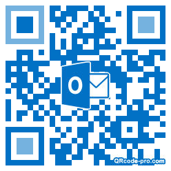 QR code with logo 2p4g0