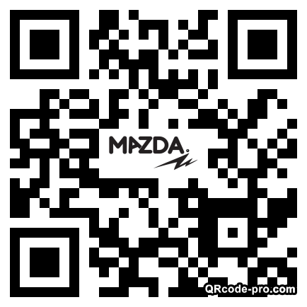 QR code with logo 2p5A0