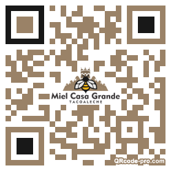 QR code with logo 2pAF0