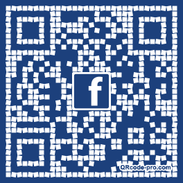 QR code with logo 2pAK0